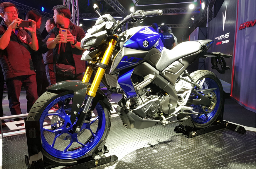 Yamaha MT-15 To Launch In India Next Year