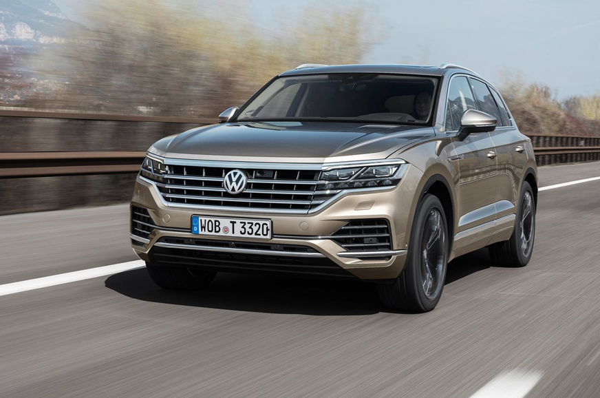 2019 Volkswagen Touareg Review Test Drive Autocar India