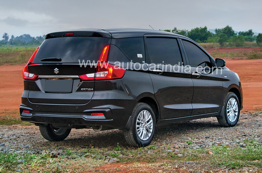 maruti suzuki ertiga automatic     variants autocar india