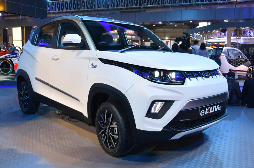 mahindra ekuv100 launch in mid 2019  electric s201 in first half of 2020
