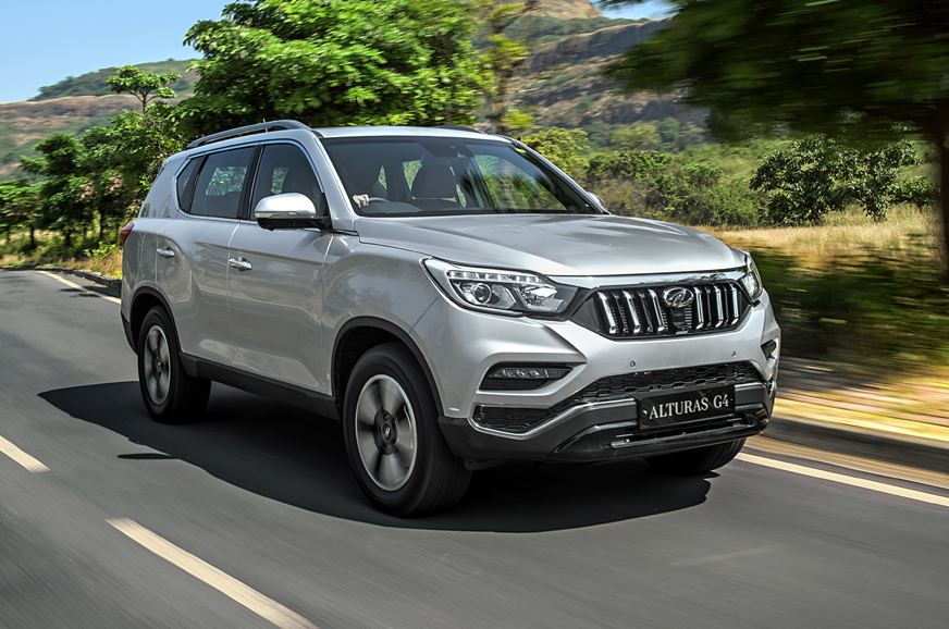 Review: 2018 Mahindra Alturas G4 review, test drive
