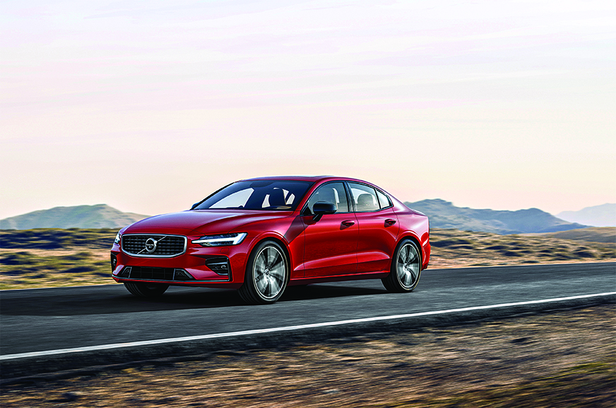 2019 volvo s60 review  test drive