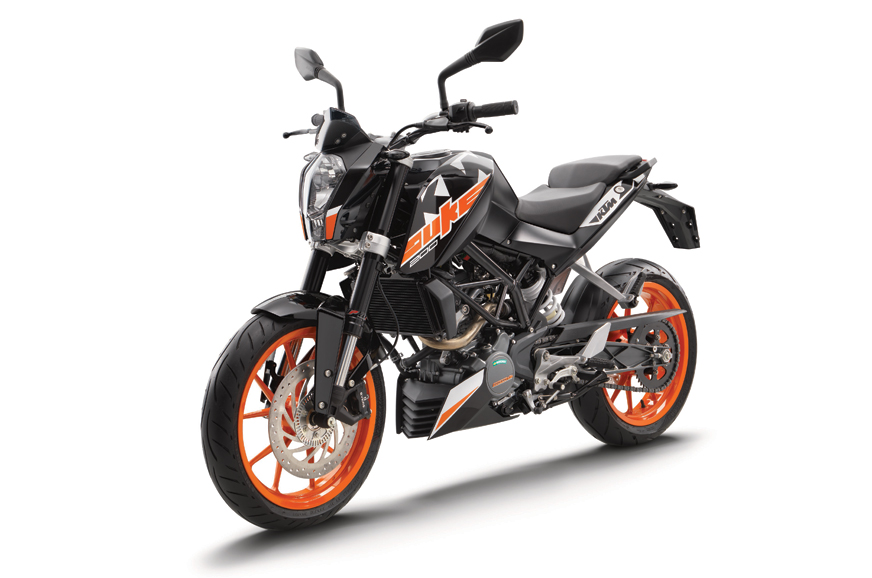 KTM 200 Duke ABS Launched At Rs 1.6 Lakh