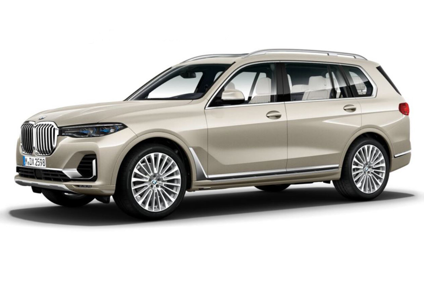 Bmw X7 Price Images Reviews And Specs Autocar India