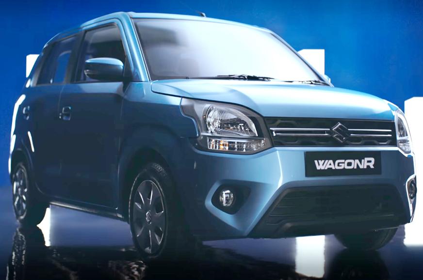 2019 Maruti Suzuki Wagon R Official Images Out Autocar India