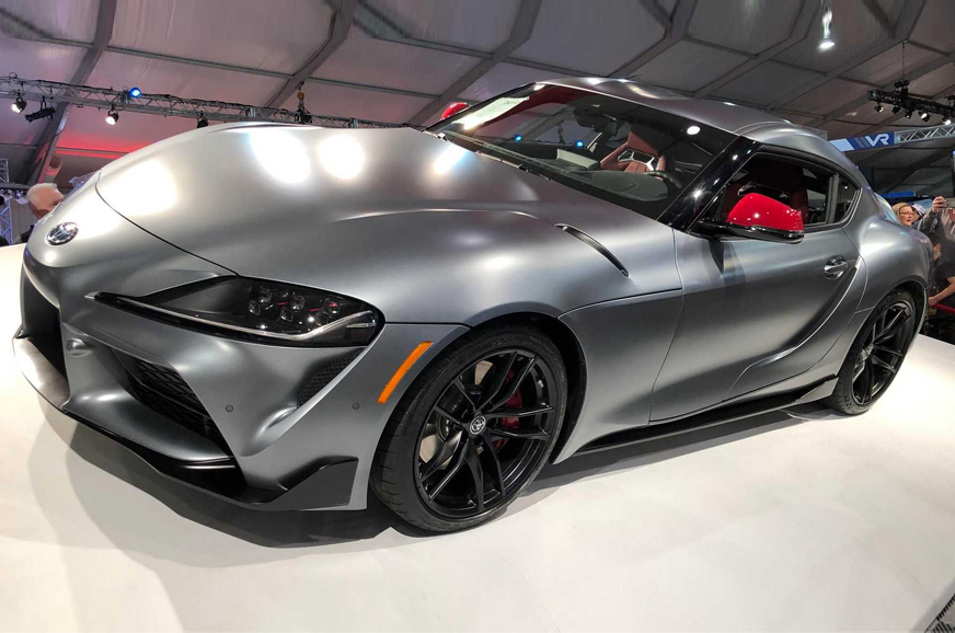 Most Fun Cars To Drive >> First new-gen Toyota Supra sells at nearly Rs 15 crore ...