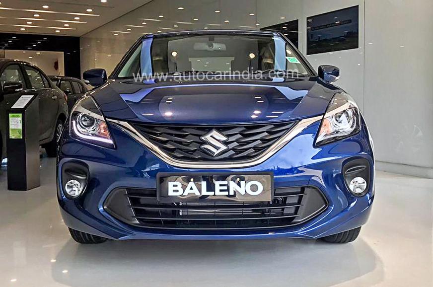 2019 maruti suzuki baleno facelift  what u0026 39 s new