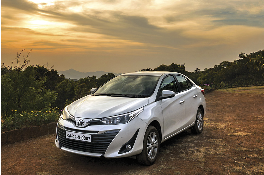 Toyota Yaris long term review, first report