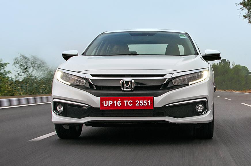 2019 Honda Civic India Review Test Drive