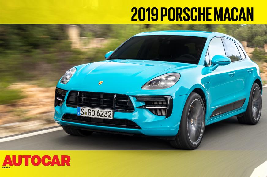Review: 2019 Porsche Macan facelift video review