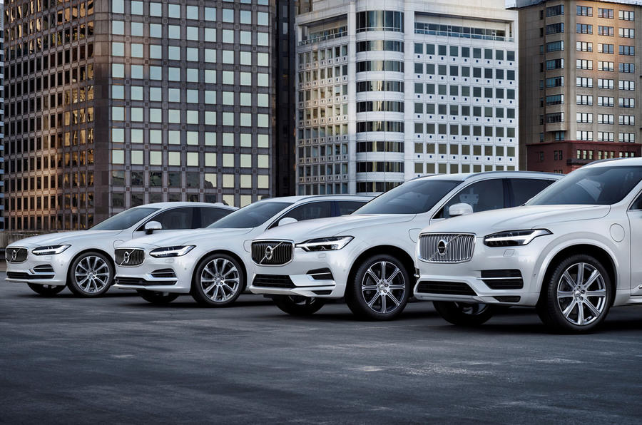 Volvo to impose 180kph top speed limit by 2020