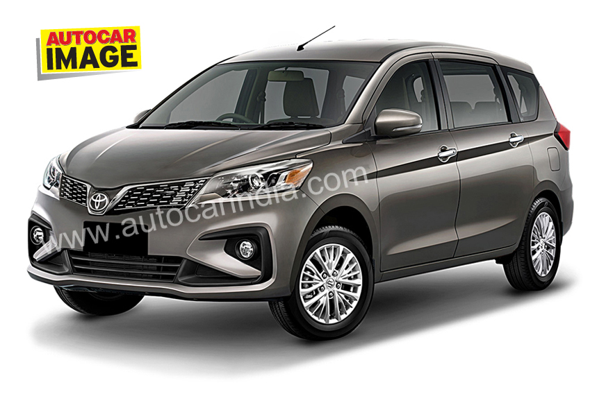 Suzuki to supply Ciaz and Ertiga to Toyota in India ...