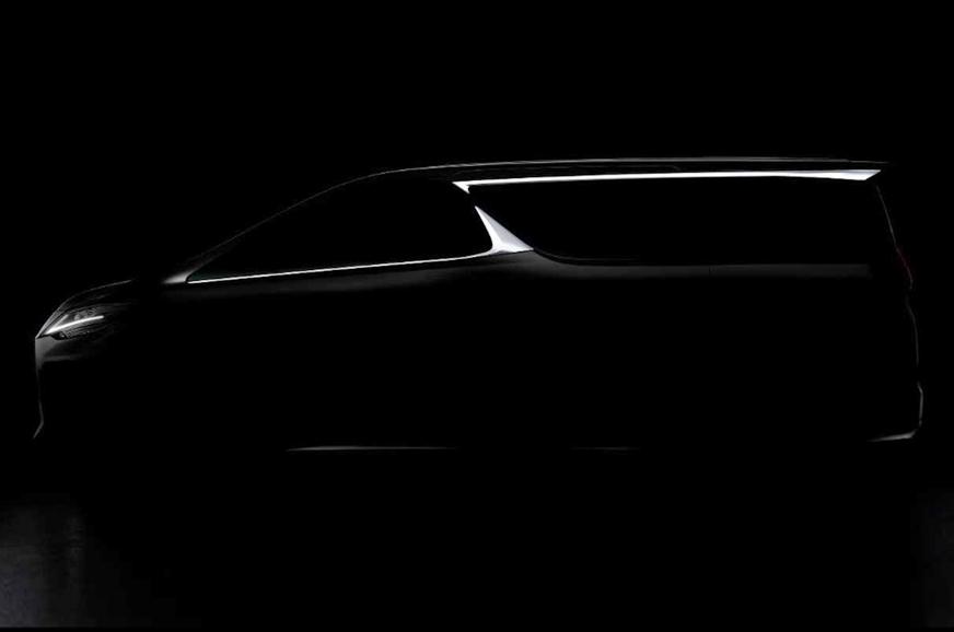 Toyota Alphard-based Lexus LM MPV confirmed