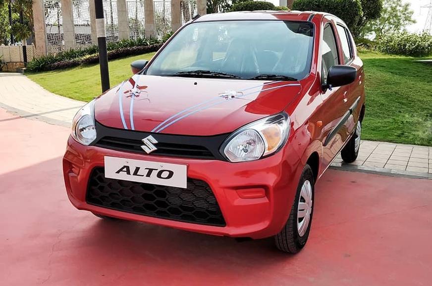 2019 Maruti Suzuki Alto facelift price, updates to the ...