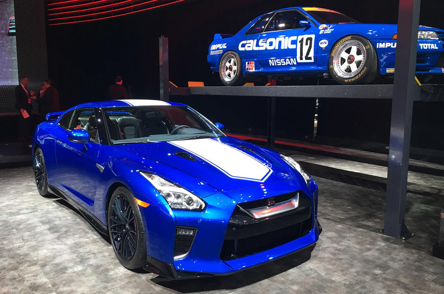 Nissan GT-R 50th Anniversary Edition, updated GT-R Nismo revealed