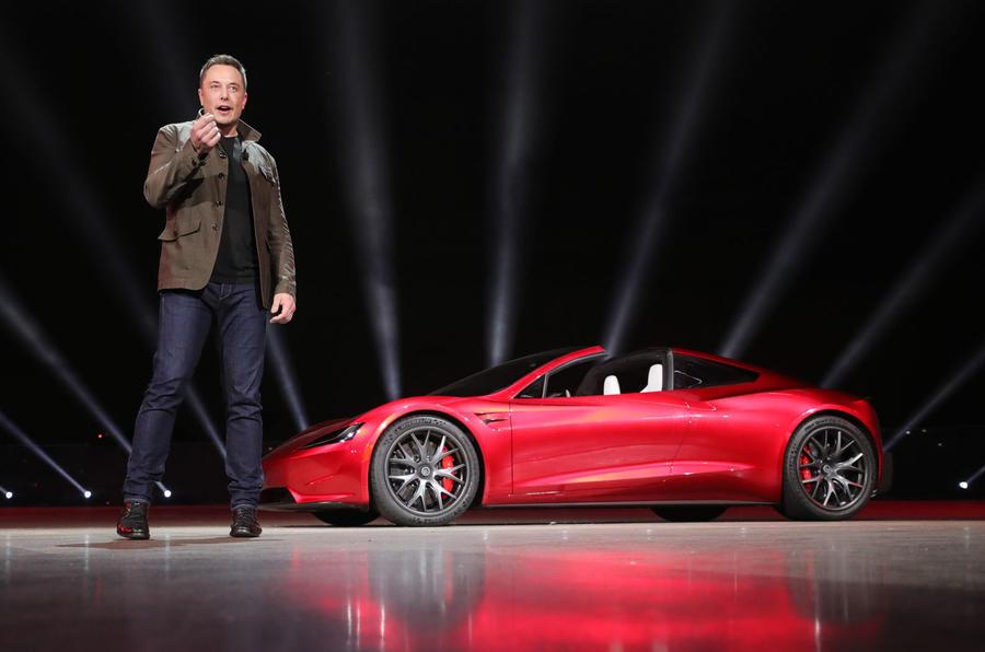 Elon Musk plans Tesla robotaxis for international markets by 2020