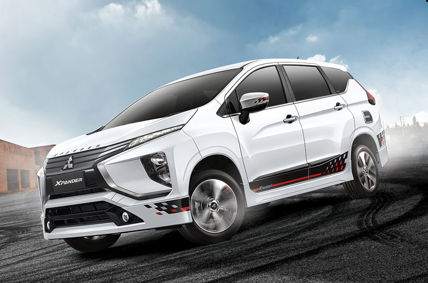 Mitsubishi Xpander Limited revealed