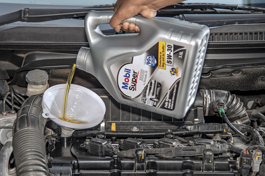 Sponsored feature: A snappy guide to engine oils