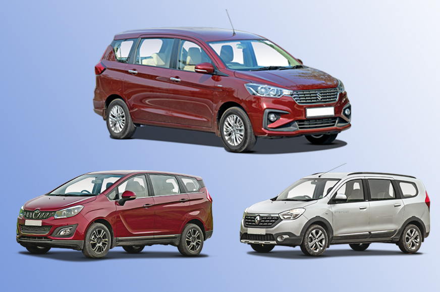 Maruti Suzuki Ertiga 1.5 diesel vs rivals: Price comparison