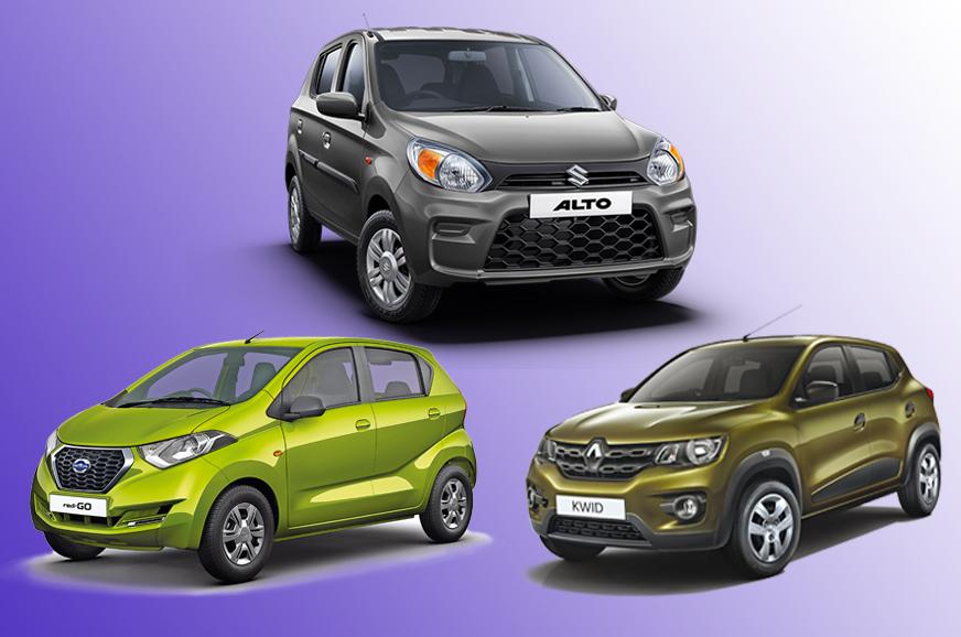 Maruti Suzuki Alto facelift vs rivals: Price, fuel-efficiency comparison