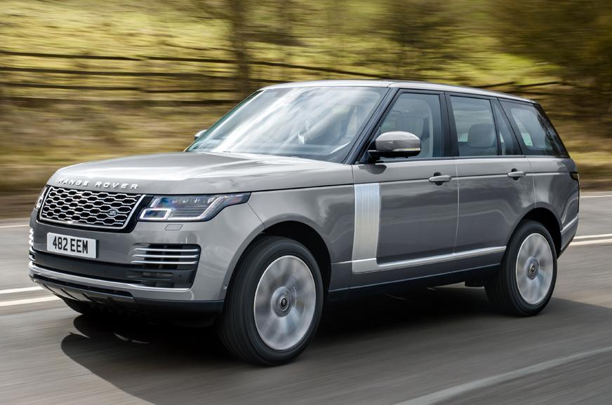 Range Rover with Ingenium straight-six petrol engine revealed