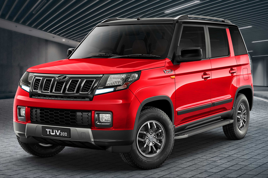 Mahindra TUV300 facelift price starts at Rs 8.38 lakh ...
