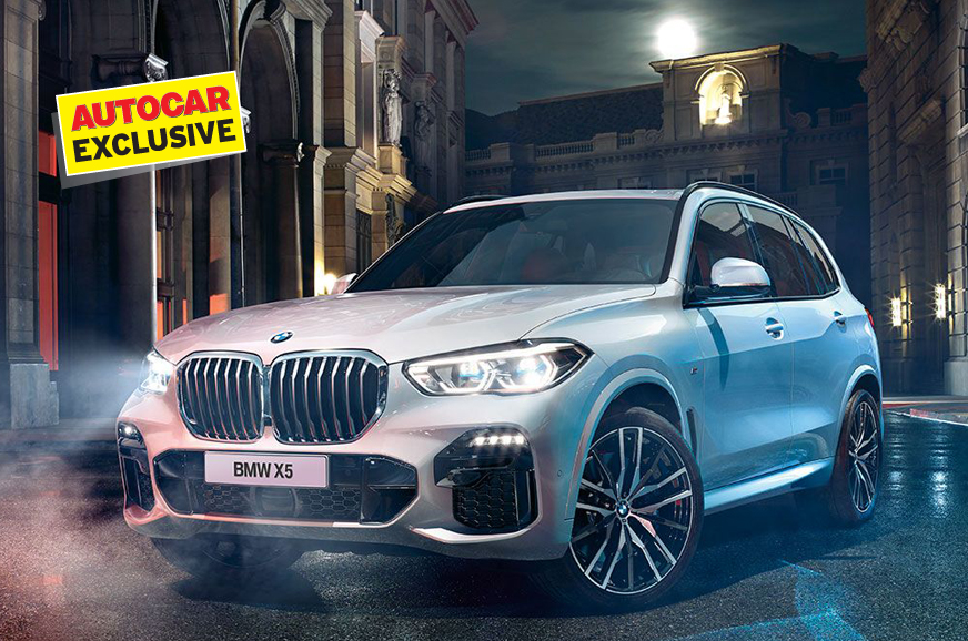 New BMW X5 SUV likely to be priced from Rs 78 lakh