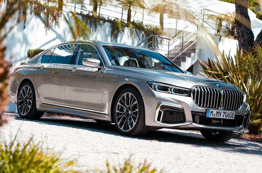 BMW 7 Series facelift with plug-in hybrid India-bound