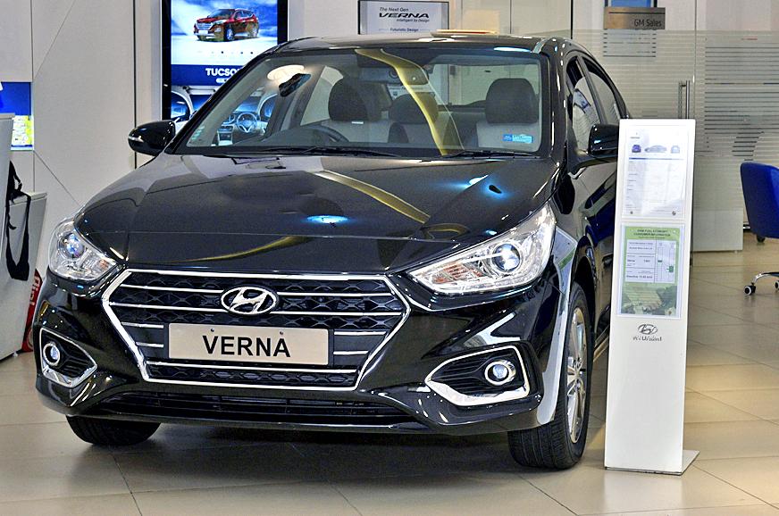 Up to Rs 96,000 off on Hyundai Verna, i20, Santro, Grand i10, Xcent