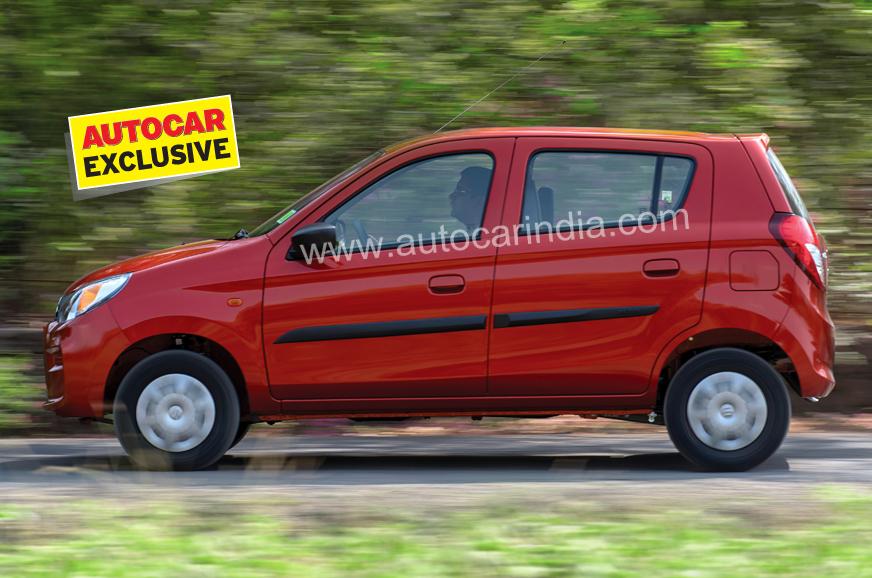 Review: 2019 Maruti Suzuki Alto review, test drive