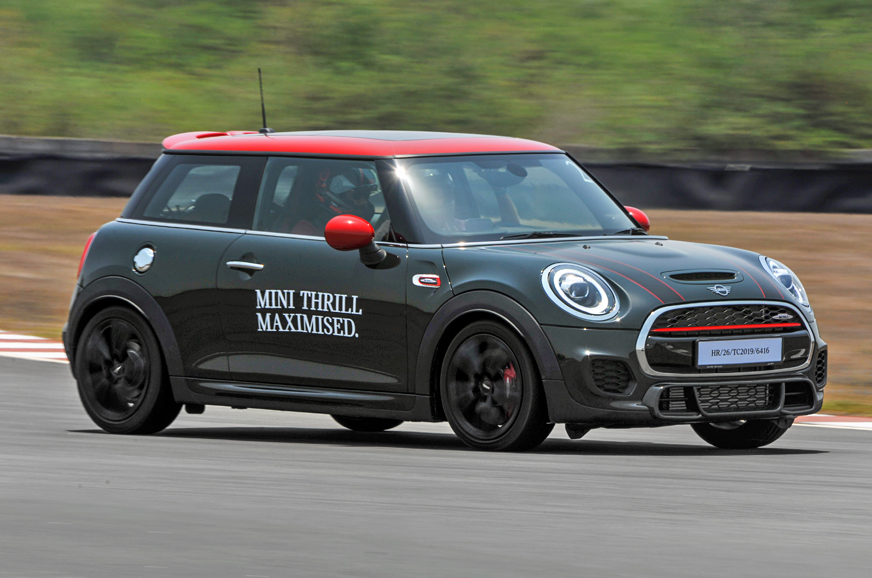 New Mini Cooper Jcw Review Track Drive Autocar India