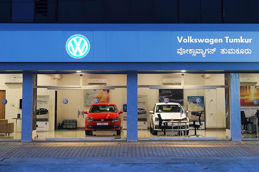 Volkswagen introduces new 'Pop-up' and 'City' showrooms