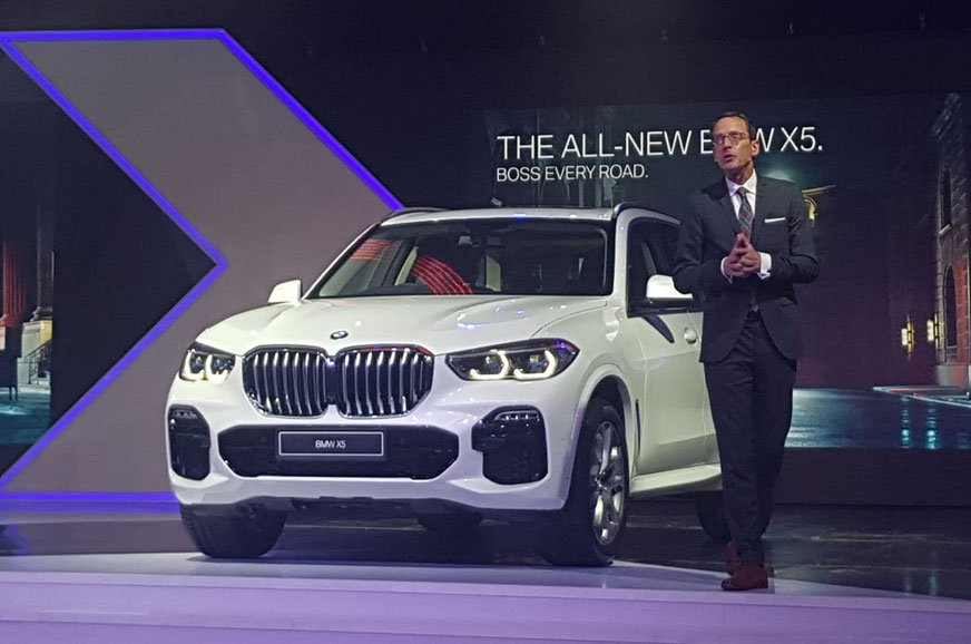 2018 Bmw X5 Gets Diesel Engines And New Design >> New Bmw X5 Price Is Rs 72 9 Lakh Ex Showroom Launched In