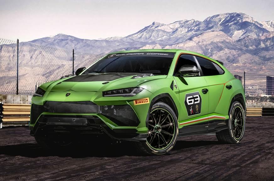 More potent Lamborghini Urus in the works