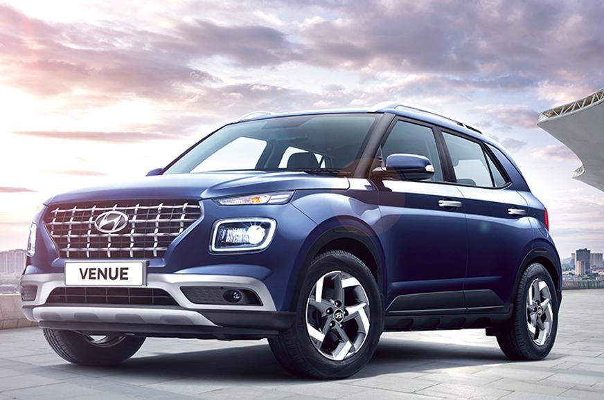 Hyundai Venue gets 17,000 bookings - Autocar India