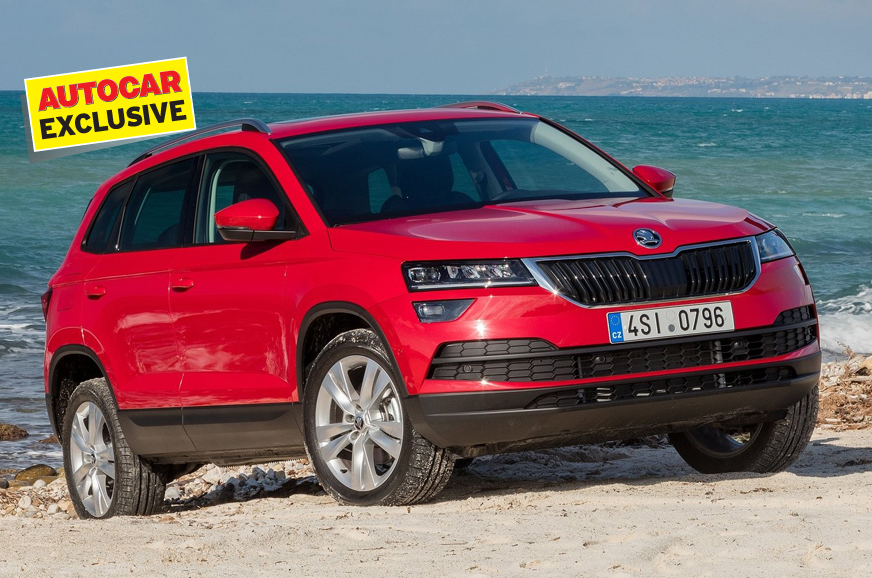 Skoda Karoq India launch confirmed for mid-2020 - Autocar ...