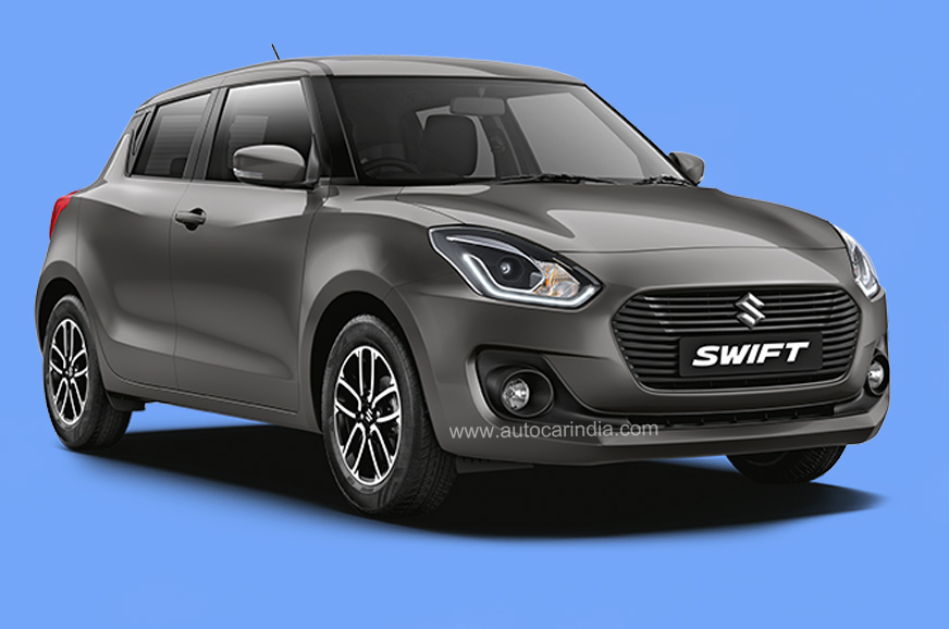 Maruti Swift's BS6-compliant version launched in India at ...
