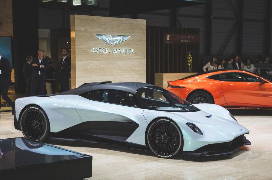 New Aston Martin >> New Aston Martin Valhalla Revealed Based On Am Rb 003 Concept