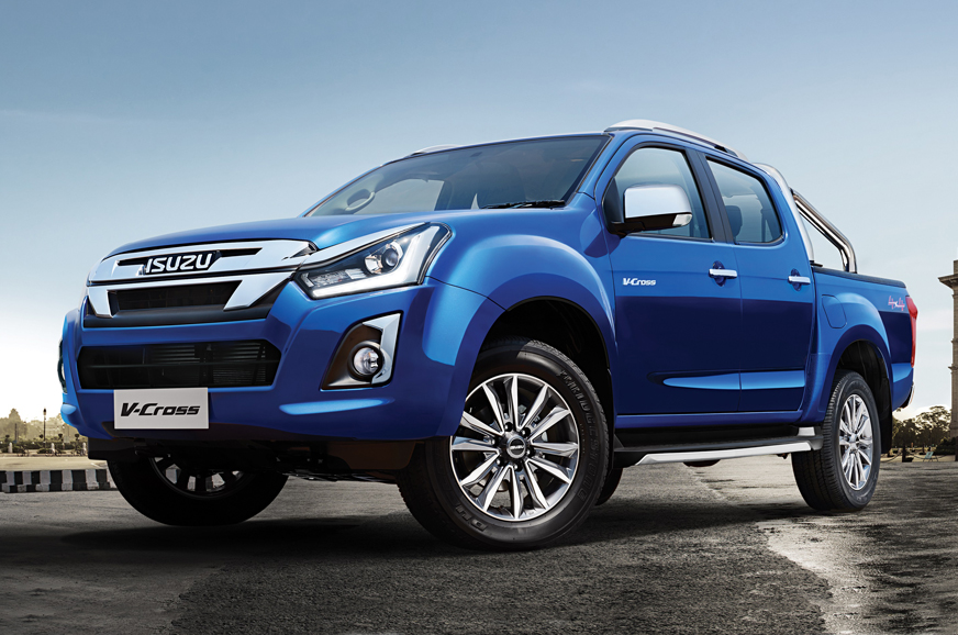 Isuzu D-max Facelift Price Revealed
