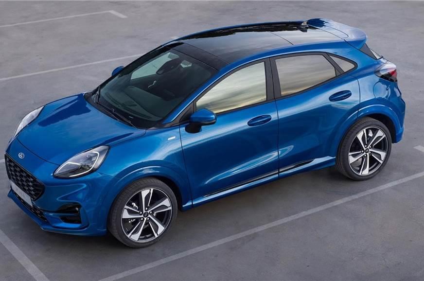 New Ford Puma revealed ahead of Frankfurt debut - Autocar ...