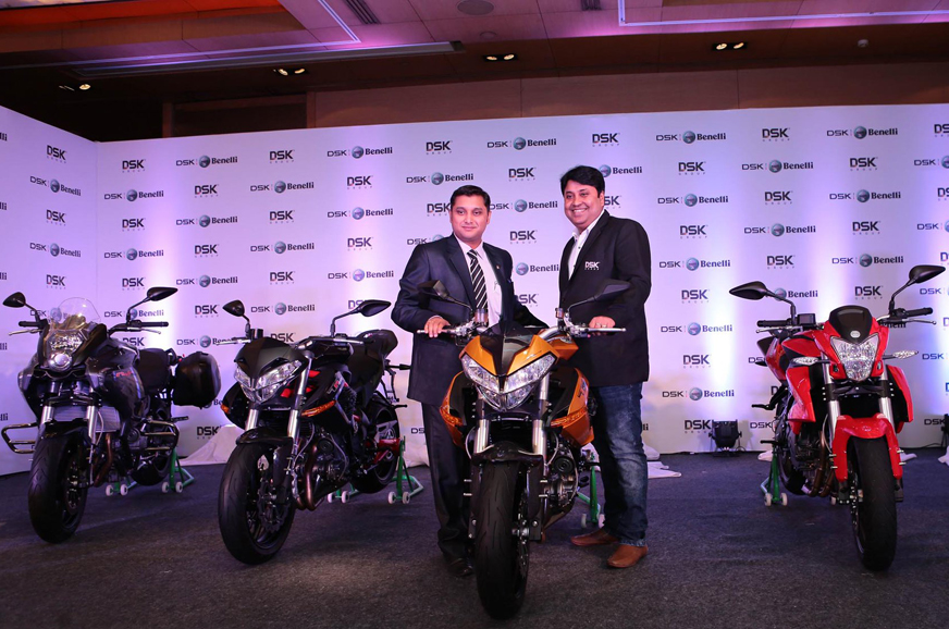 DSK-owned Benelli, Hyosung bikes to be auctioned on July 26