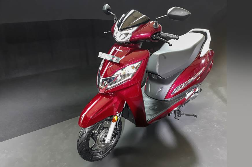 BS6 Honda Activa 125 FI price to be revealed on September 11