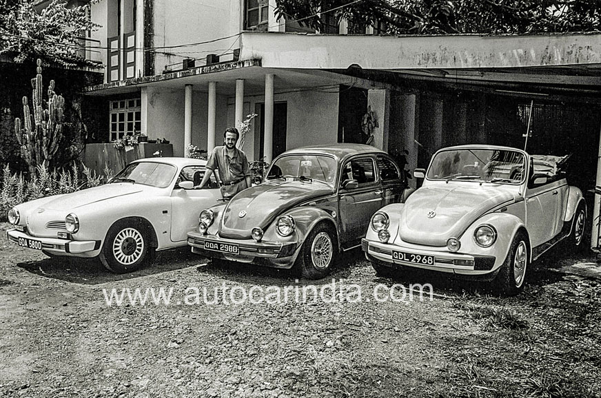 Import paradise: Vintage cars in Goa - Feature - Autocar India
