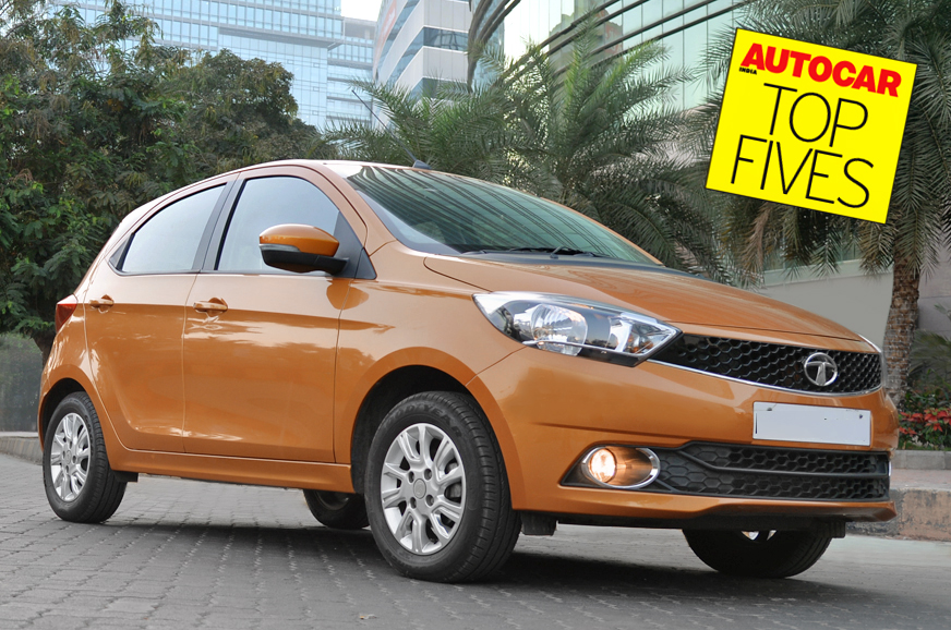 What Are The Best Automatic Hatchback Cars In India For Rs