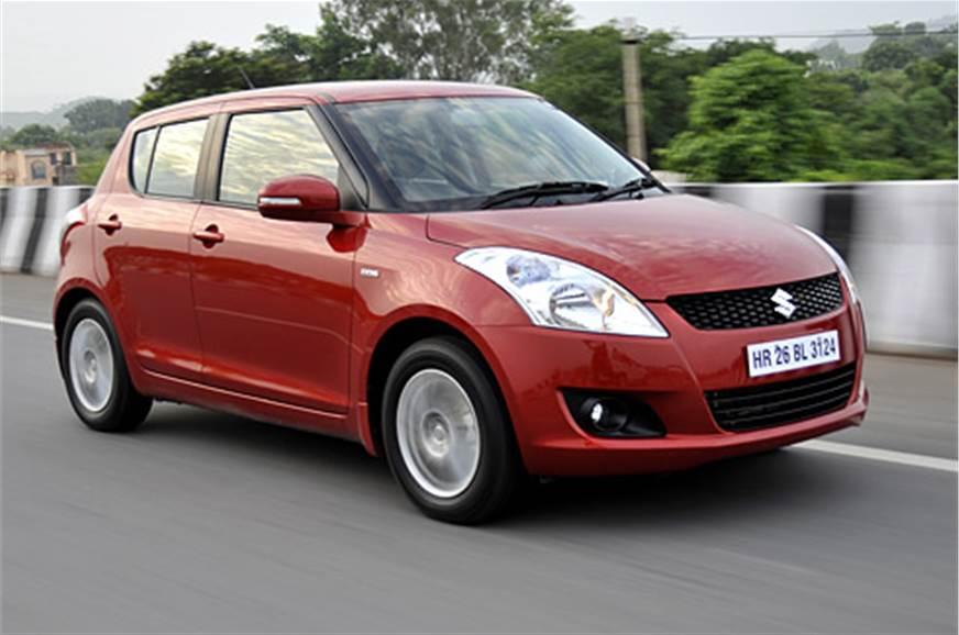 engine oil   maruti suzuki swift diesel feature autocar india