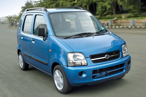 Brake overhaul for WagonR - Feature - Autocar India