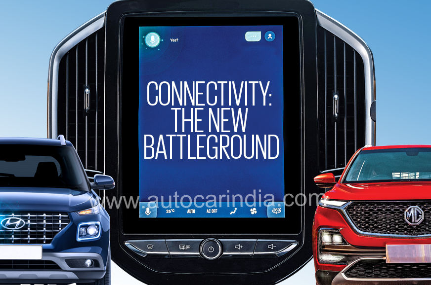 In-car connectivity: The next frontier