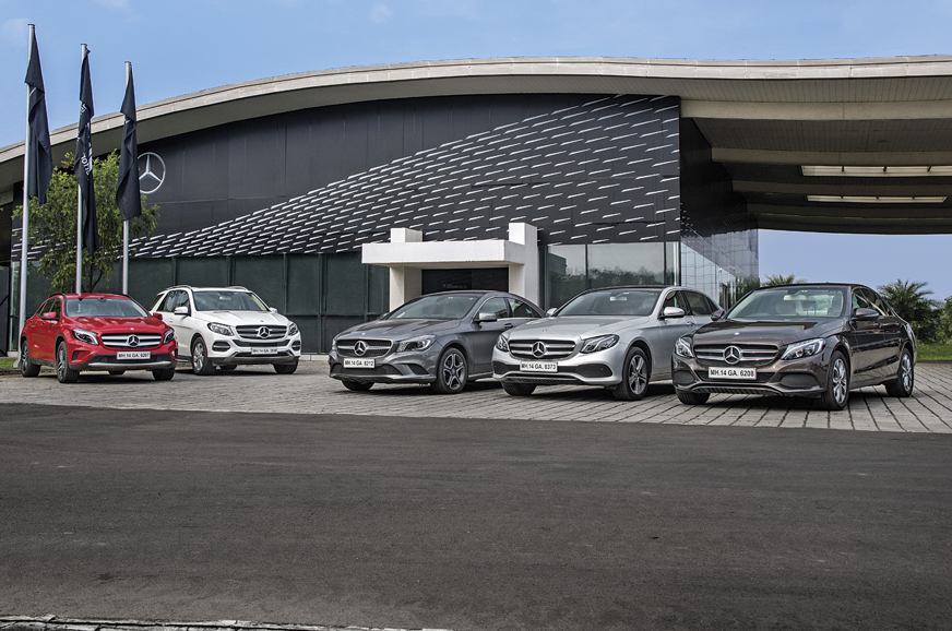 A look back on 25 years of Mercedes in India - Feature - Autocar India