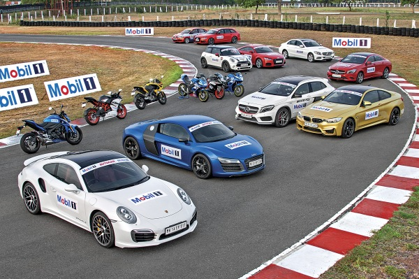 Mega Track Test India S Best Driver S Cars Feature