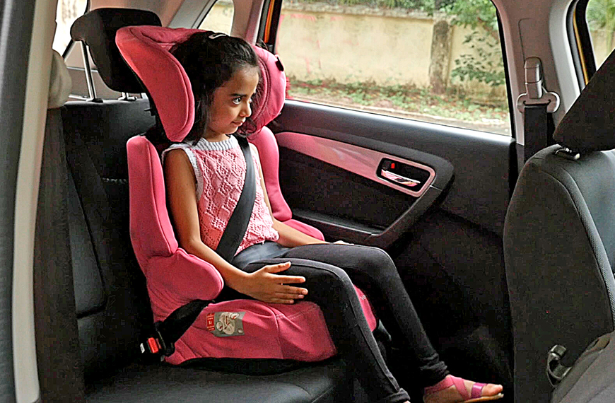 How To Keep Kids Safe In Cars Feature Autocar India